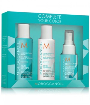 Набор «COMPLETE YOUR COLOR» Moroccanoil